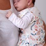 Swaddle to Sleep Bag Botanical with Mum