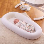 Sleep Tight Baby Bed Soft White From Birth