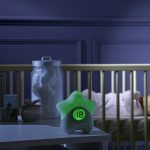 purflo startlight baby room thermometer