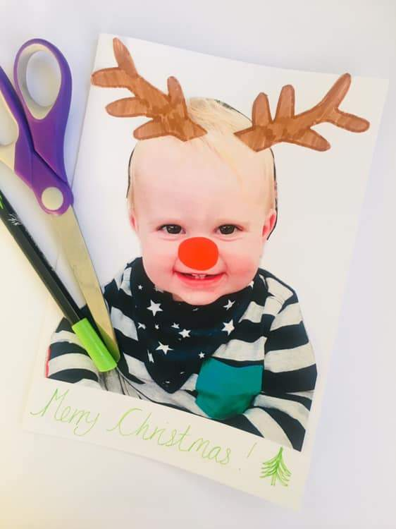 DIY Craft ideas for Baby's 1st Christmas
