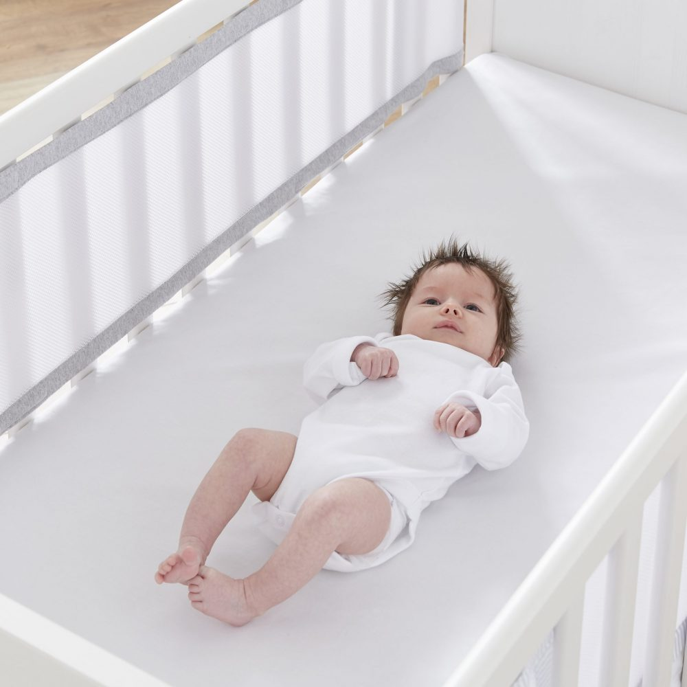Breathable Cot Bumper