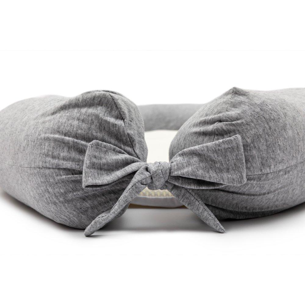 Breathable Nest Maxi - Marl Grey Tie Bottom
