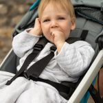 Baby Sleep Bag in Push Chair