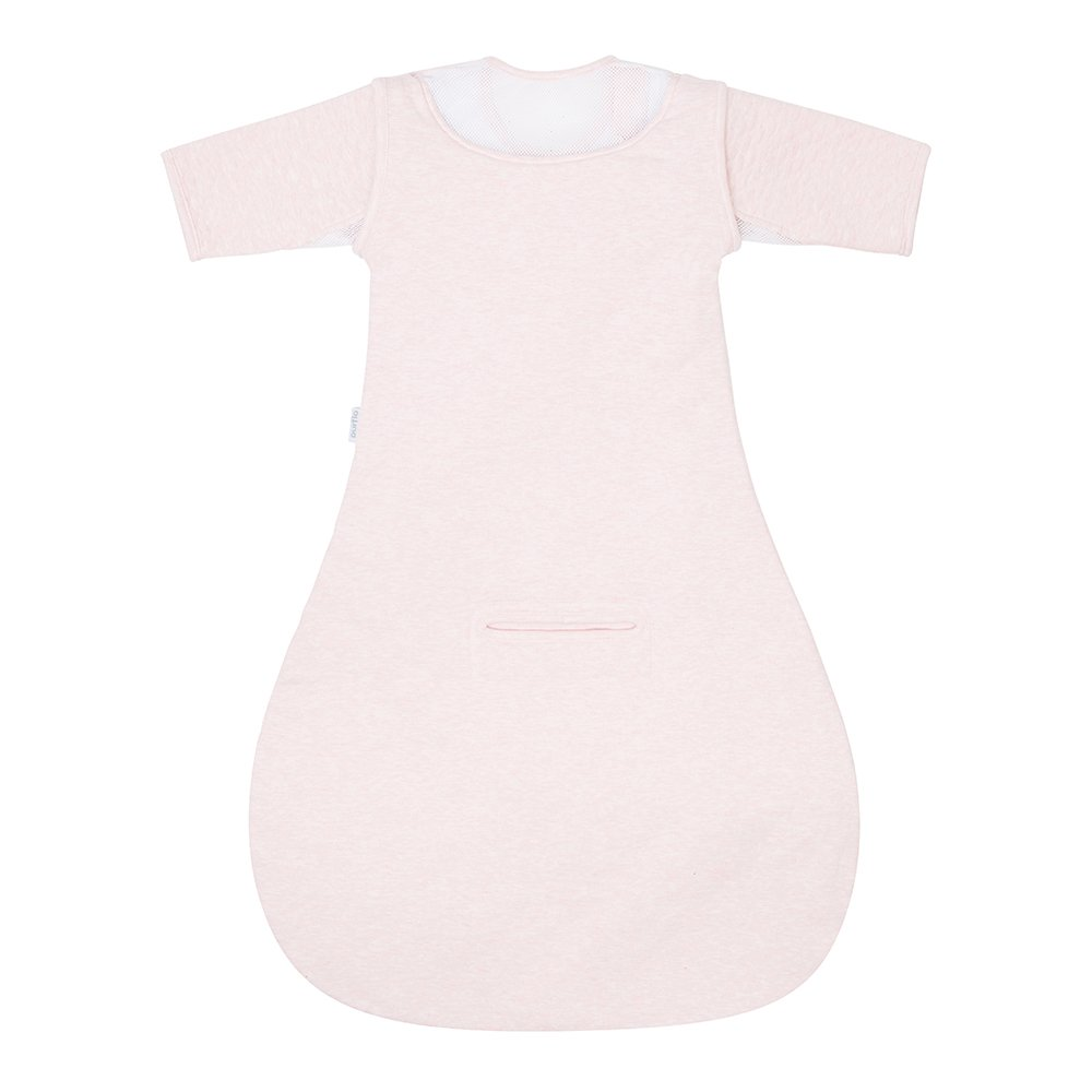 Baby Sleep Bag in Shell Pink Back
