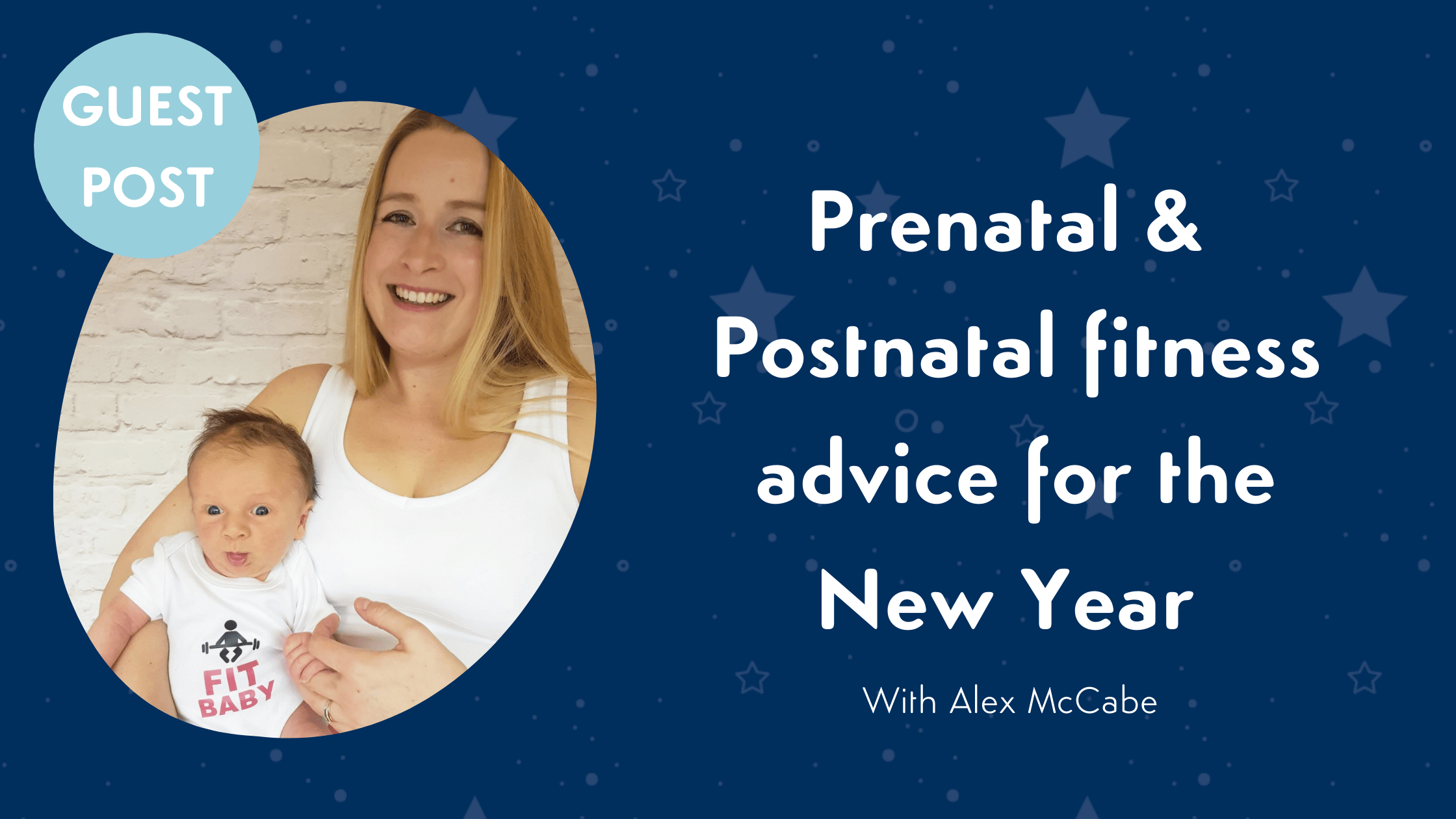 prenatal and postnatal advice
