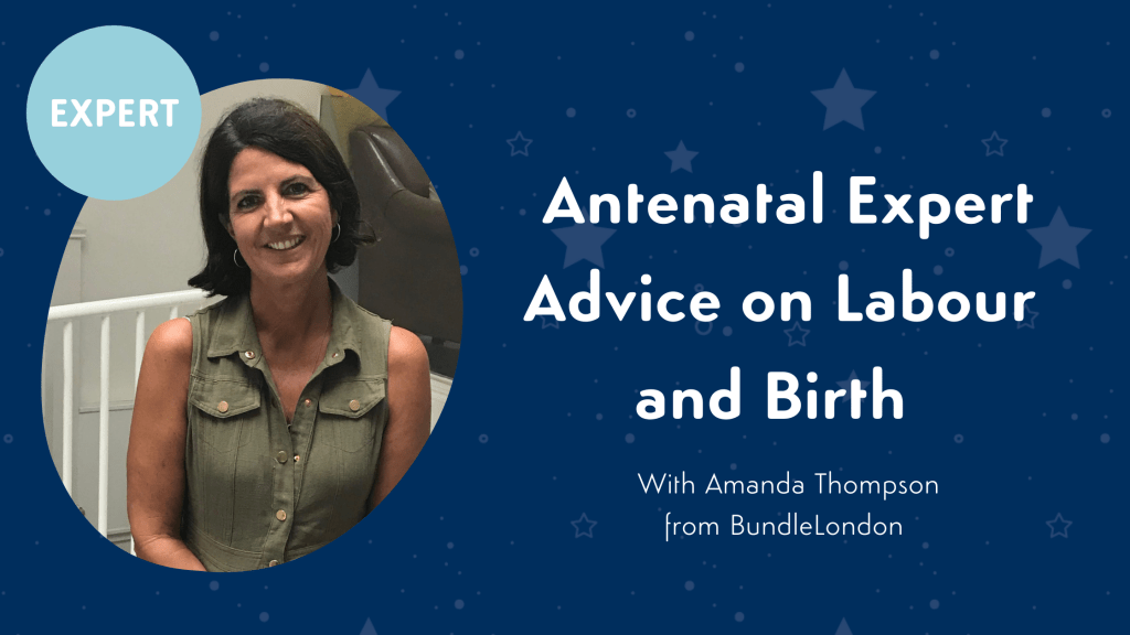 Antenatal advice on labour and birth